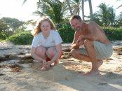 Megan and Dad