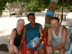 Heather, Elsa and Chris